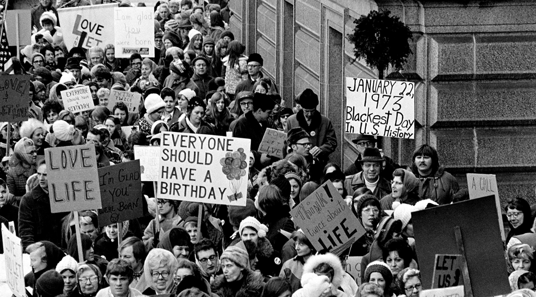 The Liberal Origins of the Pro-Life Movement