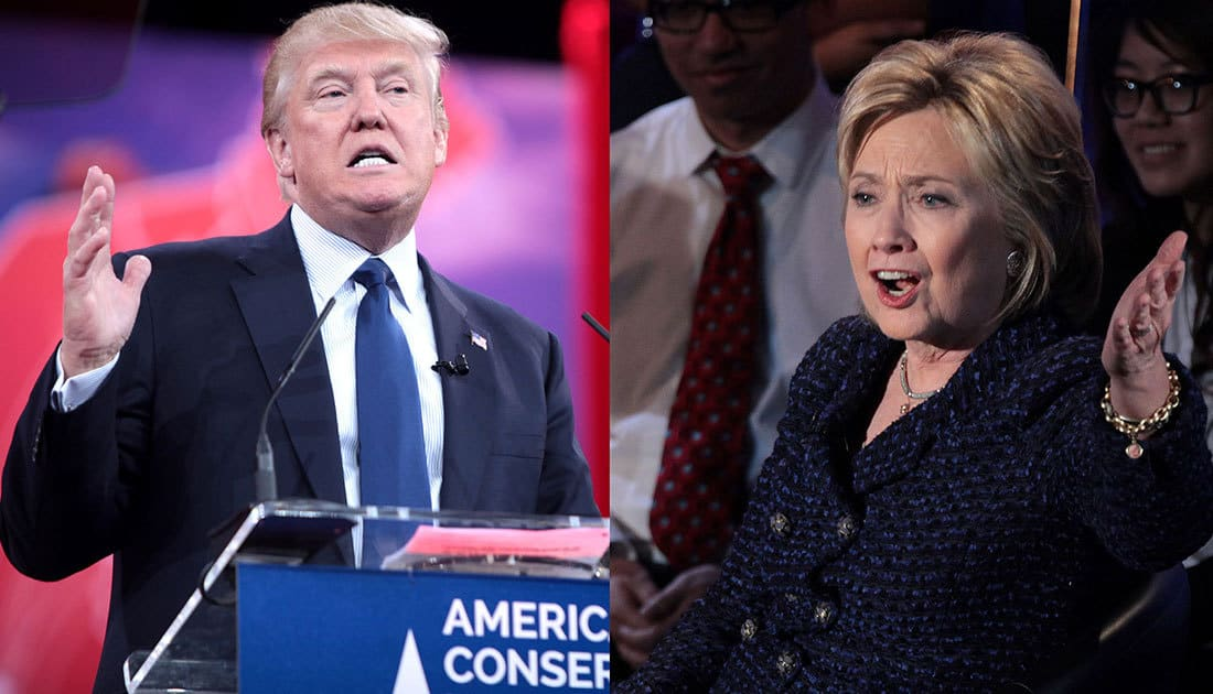 Clinton, Trump, and the Politics of the English Language