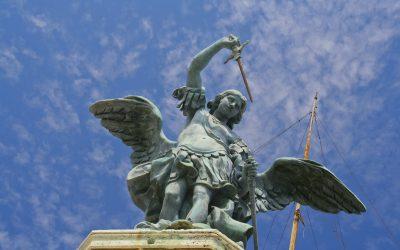 A Pope, a Plague, and a Prayer