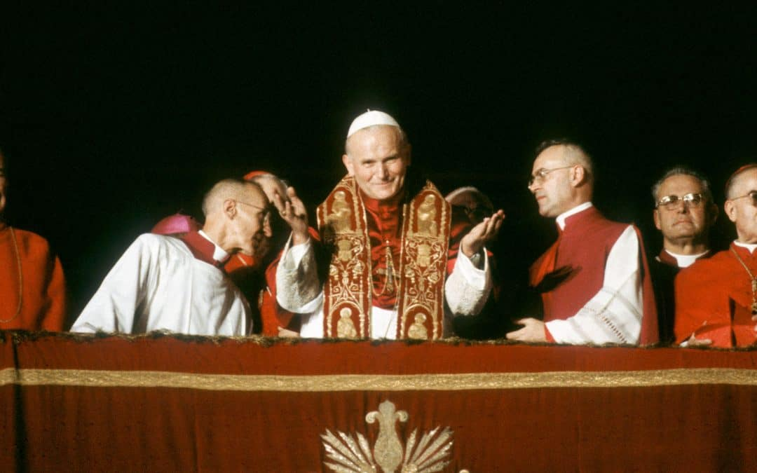 The Greatness of Pope St. John Paul II