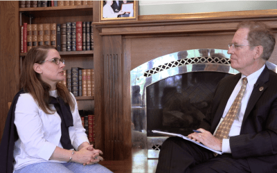 The Rosary: Needed Now More Than Ever (with Dr. Carrie Gress)
