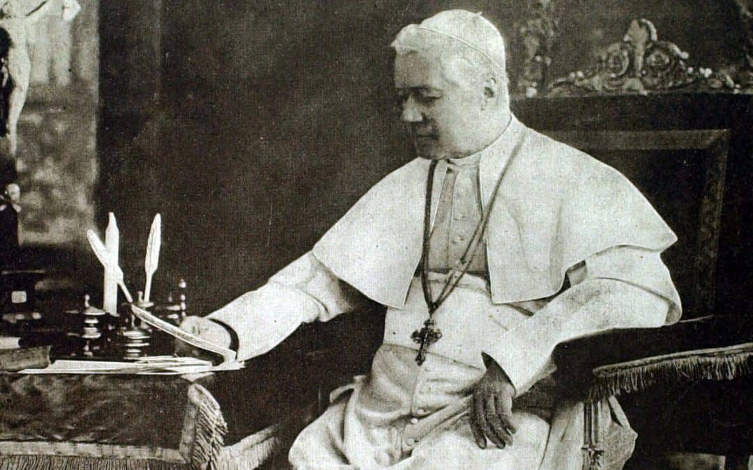St. Pius X and the Answer to Our Social Crisis