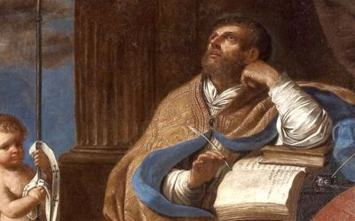 St. Peter Chrysologus and the Lord's Appeal from the Cross