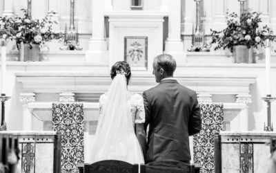 Why Weddings Still Move Us